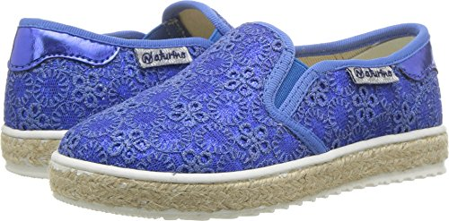 (Naturino Baby Girl's 8089 SS18 (Toddler/Little Kid/Big Kid) Blue 35 M)