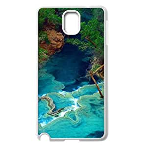 YAYADE Phone Case Of Waterfall For Samsung Galaxy Note 3 N9000