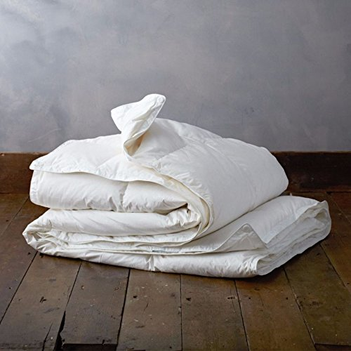 Which? Top Rated Duvet Brand 2017 | Duck Feather & Down Duvet - Single - Summer (4.5 Tog)