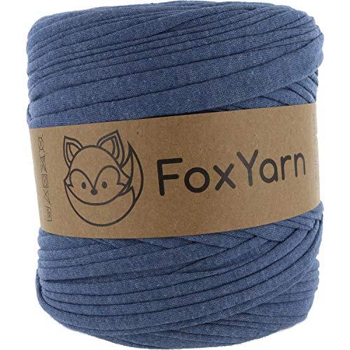 (T-Shirt Yarn Cotton Fettuccini Zpagetti Highest Quality ~ 1.4 lbs (700g) and 140 Yards Long (~120 Meter) Sewing Knitting Crochet T Shirt)