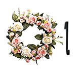 Handmade-Wreath-Floral-Artificial-Simulation-Flowers-Garland-European-Door-Ornament-with-1pcs-Wreath-Hook-for-Home-Party-Decor