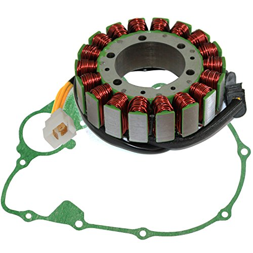 Caltric STATOR & GASKET Fits HONDA VT700C SHADOW 700 1984-1987