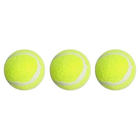 Beito Pelota de Tenis para Perros de Juguete 3pcs Cachorro de ...