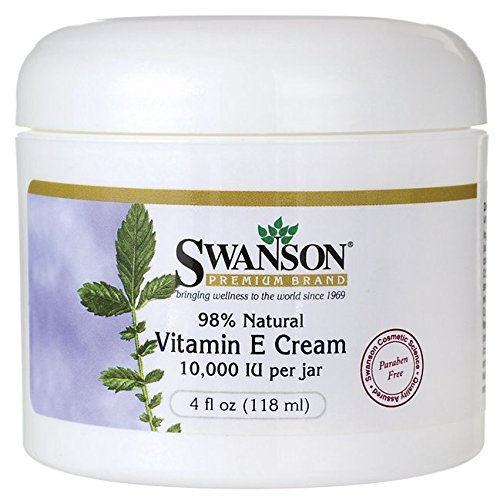Swanson Vitamin Cream 118