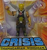 DC Universe Infinite Heroes Crisis Thanagarian Wingman Grey version #35