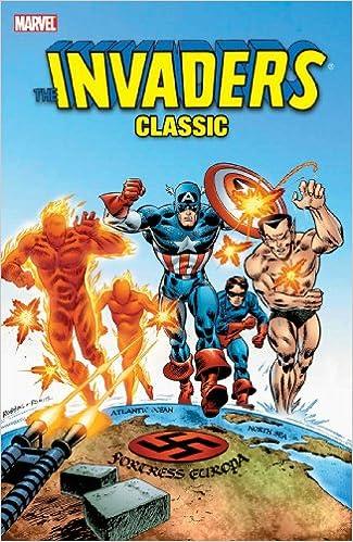 Avengers/Invaders (2008) #1 | Comics | Marvel.com