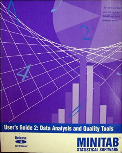 Book Data Analysis and Quality Tools User's Guide 2