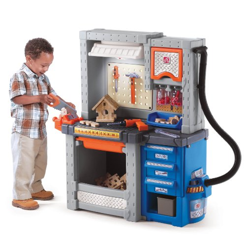 Step2 Deluxe Workshop Playset (Play Workshop)