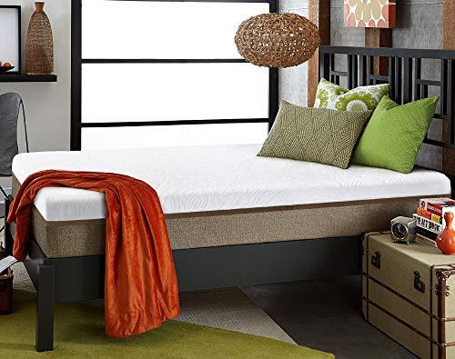 Live & Sleep Ultra Mattress - Gel Memory Foam Mattress - Twin XL Size - 12-Inch - Cool Bed in a Box - Medium-Firm - Advanced Support - Luxury Form (Euro Pillow Top Latex)
