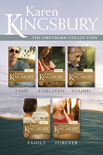 The Firstborn Collection: Fame / Forgiven / Found / Family / Forever (Baxter Family Drama-Firstborn Series)