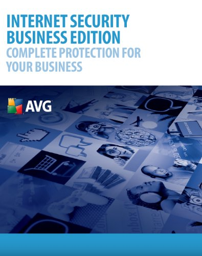 AVG Internet Security Business Edition (10 user, 2 years) [Download] by AVG USA Technologies Inc.