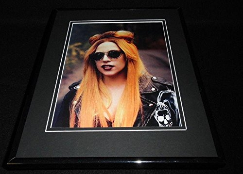 Lady Gaga in sunglasses 2011 Framed 11x14 Photo - 2011 For Sunglasses Women