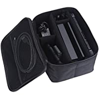 Handle Bag for Nintendo Switch Case - Portable Large Storage Travel Protective Bag Carrying Game Case With Removable…