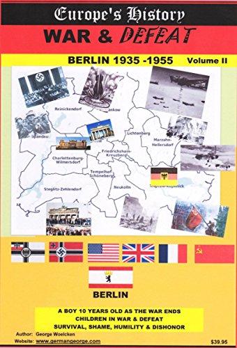 Amazon war defeat berlin 1935 1955 europes history book 2 war defeat berlin 1935 1955 europes history book 2 by fandeluxe Gallery