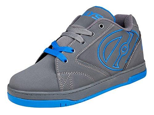 Little Propel Grey Big Grey Heelys 2 Kid 0 Shoe Royal Kid Skate BnCxpR