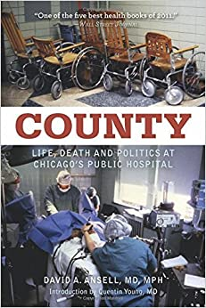 Book County: Life, Death, and Politics at Chicago's Public Hospital by David A. Ansell (2012-05-15)