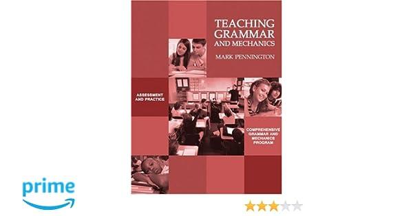 Workbook diagramming worksheets : Amazon.com: Teaching Grammar and Mechanics (9781424310630): Mark ...