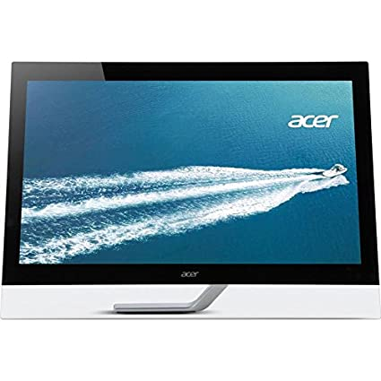 Acer LCD Widescreen Touchscreen Monitor, 27in Display, 60 Hz,5 ms,16:9,  Black,LED (Renewed)