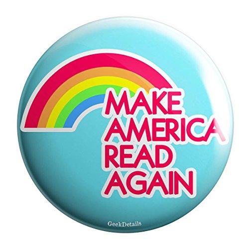 Geek Details Make America Read Again 2.25