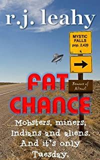 Fat Chance by R.J. Leahy ebook deal