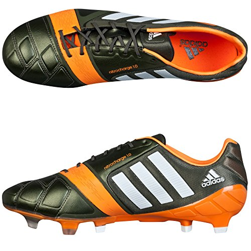 Chaussures de Football ADIDAS PERFORMANCE NitroCharge 1.0 TRX FG