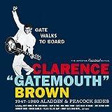Gate Walks to Board: 1947-1960 Aladdin & Peacock