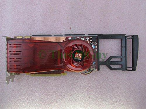 Dell HW621 ATI Radeon HD 3870 512MB GDDR4 256Bit DVI/TV Out PCIe x16 Video Card