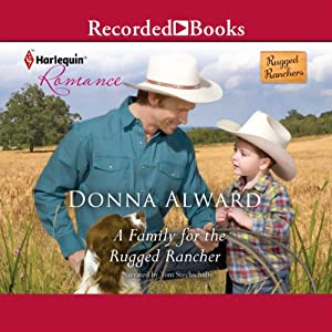 A Family for the Rugged Rancher Audiobook