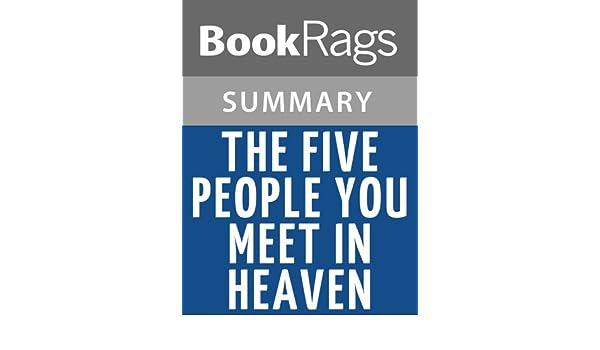 5 people you meet in heaven summary