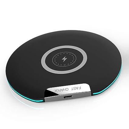 Amazon.com: Cargador inalámbrico, SIHIVIVE 10 W Fast Qi ...