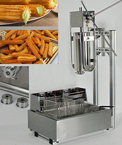 Industrial Kitchen Qatar: Generic Commercial Use 5 Liters Manual Spanish Churros
