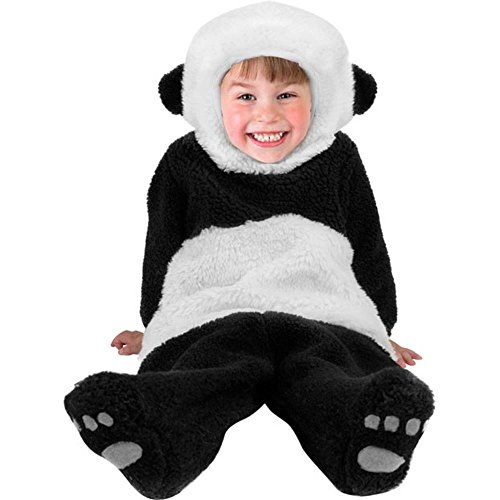 Child's Toddler Panda Bear Animal Costume (2-4T)