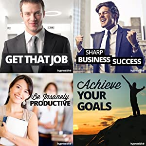 The Career Climber's Hypnosis Bundle Speech