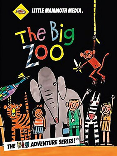 The Big Zoo Zebra Parts Media