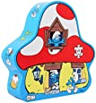 Los Pitufos - Puzzle silueta Casa Pitufa (Barbo Toys 8221)