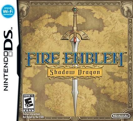 Fire Emblem: Shadow Dragon (Nintendo DS) [Importación inglesa]: Amazon.es: Videojuegos
