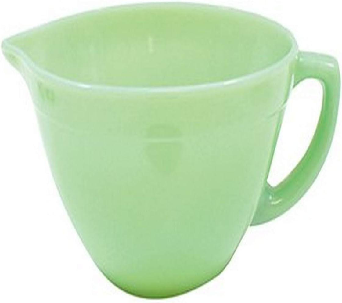 7 Jadeite Bowl Jadeite Mixing Bowls Jadeite Green Glass Plates Mid Century Kitchen 30s 40s glassware Art Deco Glass Green Kitchen decor