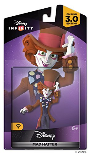 Disney Infinity 3.0 Edition: Mad Hatter Figure - Not Machine Specific -