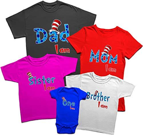 (Custom Family Matching Shirt for Hllowwen Birthday 12 M Onesies)