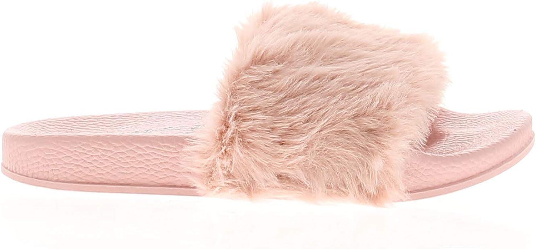 Miss Riot Kasandra Girls Synthetic Material Summer Sandals Pink