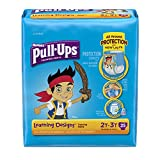 Pull-Ups Training Pants for Boys, Size 2T-3T, 25 Count (Packaging May Vary)