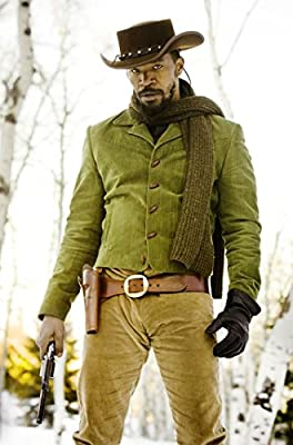 Django Unchained Customized 24x36 Inch Silk Print Poster