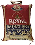 Kusha Royal Basmati Rice, 15-Pound Bag