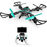 TOYEN GordVE GV64 RC Drone 2.4GHz Foldable FPV Wifi  6-Axis Gyro Altitude Hold Trajectory Customized Remote Control Drone with 2MP HD Camera
