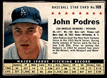 amazoncom baseball mlb  cereal  johnny podres excellent dodgers collectibles fine art