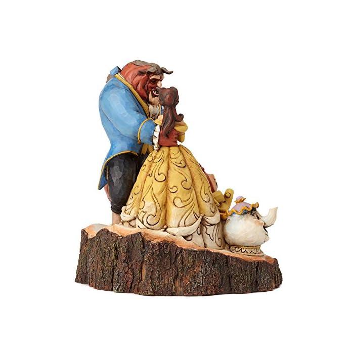 51uE8JBRaQL Disney tradition Figurillas decorativas disney tradition del artista jim shore Medias: 19 x 1,1 cm
