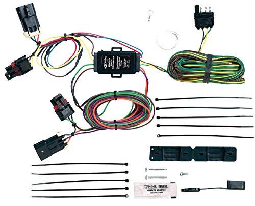 Hopkins 56100 Plug-In Simple Towed Vehicle Wiring Kit