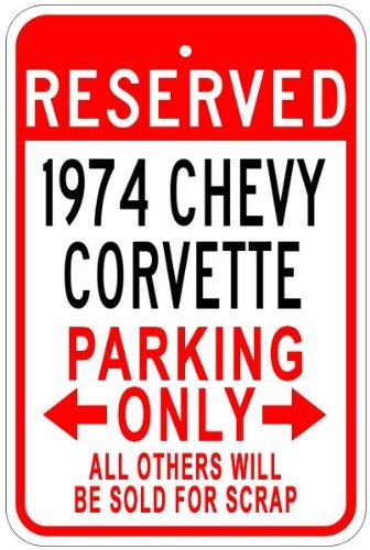 1974 74 Corvette - 8