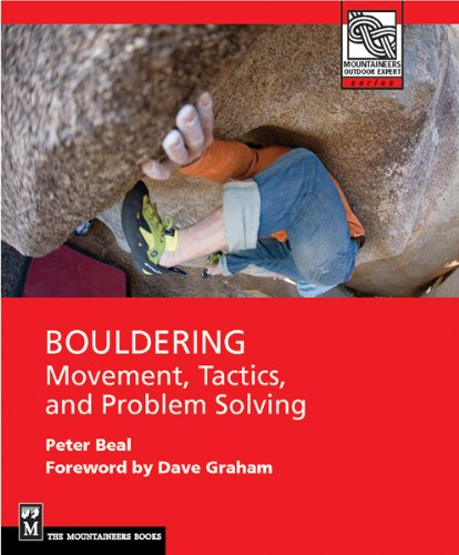 Bouldering Movement Tactics Problem Mountaineers product image