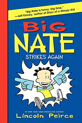 the big nate books